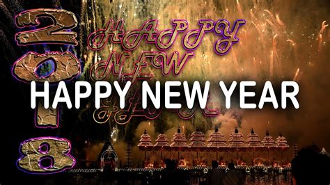 best new animation happy new year 2018 animated gif