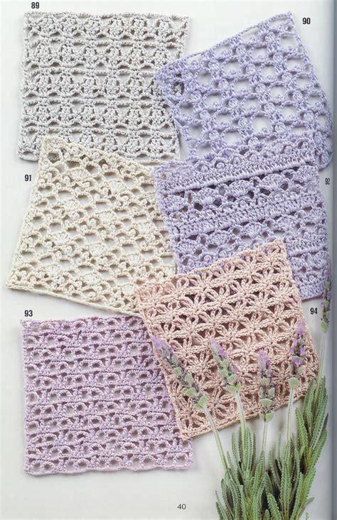 pattern crochet japanese solo puntos crochet puntos calados crochet