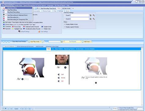 english patterns pronunciation pronunciation patterns network free edition download