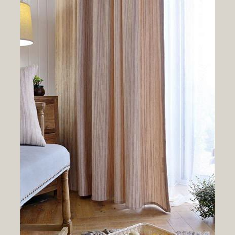 yellow striped jacquard poly cotton blend contemporary ivory yellow polyester striped jacquard modern curtains