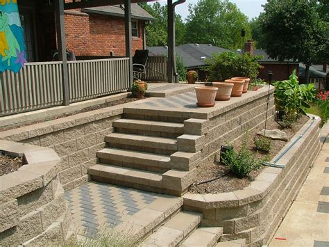 sloped backyard solutions backyard hardscape ideas for slopes how to level a