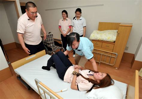 Non Caregiver by Caregiver Trainee Program Coming Up But Options On Table Also Daunting The Japan Times