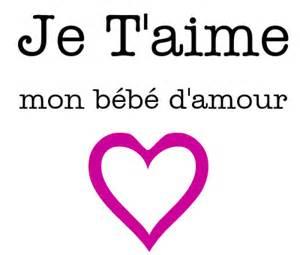 je t aime love mon b 233 b 233 d amour cr 233 233 par bb