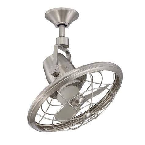 ceiling fan with oscillating fan home decorators collection bentley ii 18 in indoor