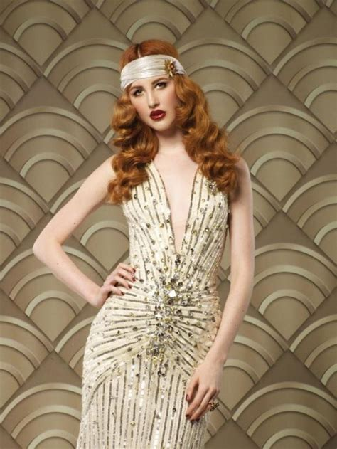 25 flirty flapper hairstyles for the best vintage glam looks flapper hairstyle for long hair hairstyles for long hair