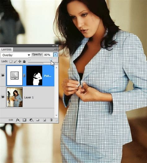 how to create new pattern overlay in photoshop cs5 change clothes with a pattern fill in photoshop sitepoint