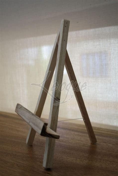 Tripod Frame Foto wood picture frame stand