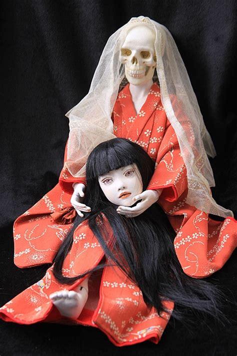 haunted japanese doll 430 best shiori anesame ningoyo japanese or asian dolls