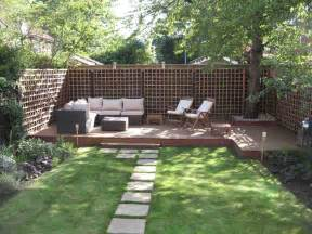 Garden Landscaping Ideas For Small Gardens Garden Designs For Small Gardens Home Interior Designs And Decorating Ideas