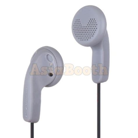 Sennheiser Earphone Mx400 Ii sennheiser mx400 ii in ear earphone headphone asia booth