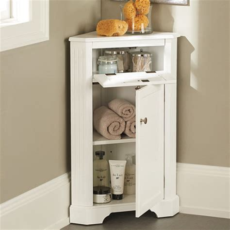 Corner Cabinet Bathroom Storage Bathroom Corner Storage Cabinet