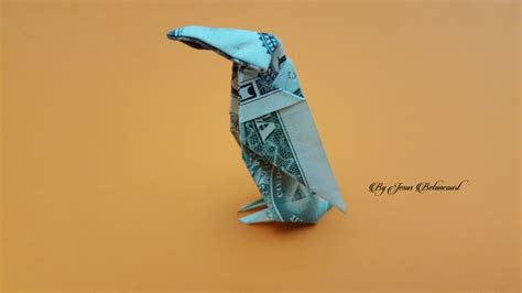 Money Origami Penguin - 1000 images about dollar origami on dollar