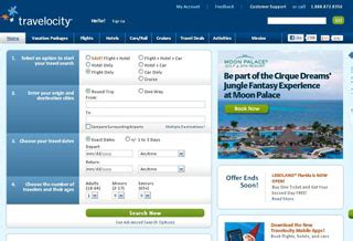 wwwtravelocitycom top travel site