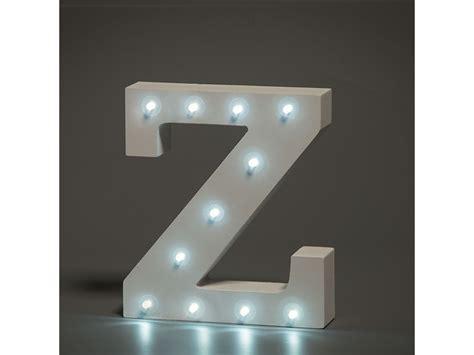 light up letter z spencer