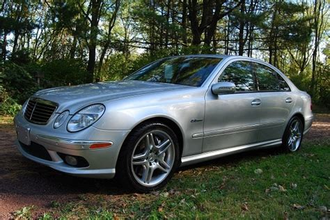 2003 mercedes e55 amg feature listing 2003 mercedes e55 amg german cars