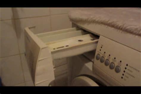 waschmaschine schublade reinigen waschmaschine waschmittelfach reinigen