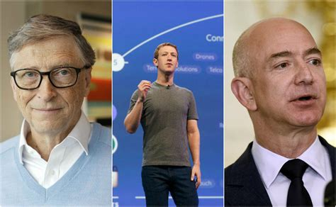 these are the 25 richest in the world according to forbes san express news