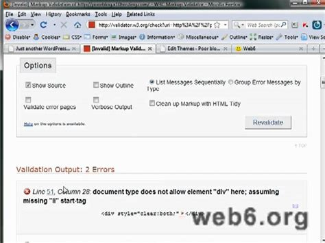 tutorial wordpress w w3c tutorial on wordpress