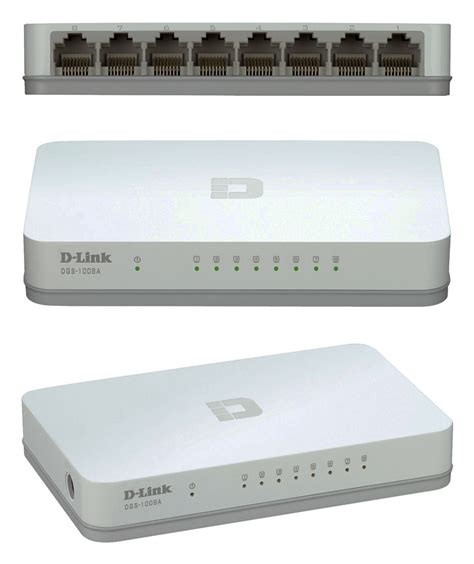 Dijamin D Link Hub Gigabite Dgs 1008 C jual dlink switch hub gigabit lan 8port dgs 1008a huzky computama