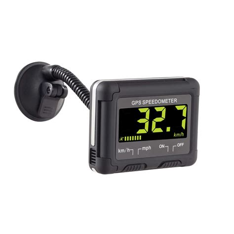 Speedometer Wireless universal wireless digital gps lcd display shows mph kph