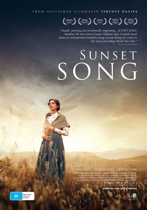 sunset song dvd target sunset song poster the reel bits