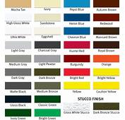 Sheeting Standard Color Shades – VR PEB INDIA PVT LTD