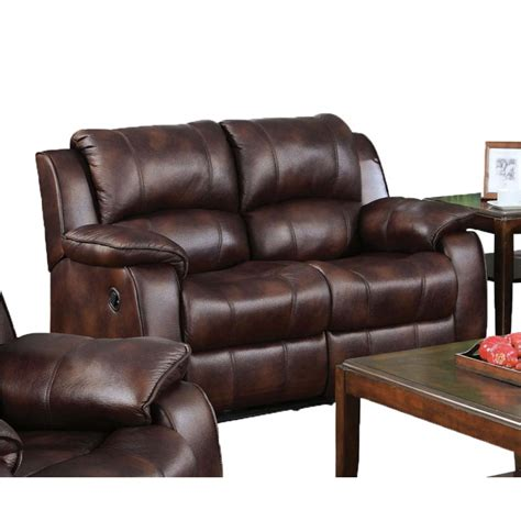 3pc Brown Acme Motion Sofa Set Recliner 50510 Hot Motion Reclining Sofa