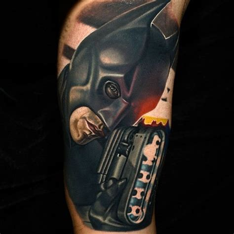 batman head tattoo 292 best images about nikko hurtado on pinterest