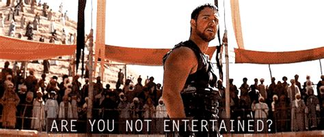 are you not entertained 21 movie lines college girls always quote her cus