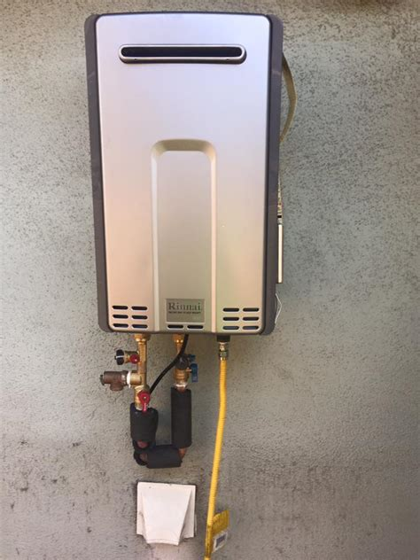 rinnai tankless water heater with best picture collections