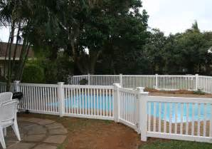 Design For Pool Fencing Ideas Swimming Pool Fence Ideas