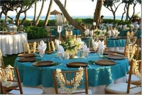 Tropical Wedding Ideas   Hawaiian Themed Wedding or Party