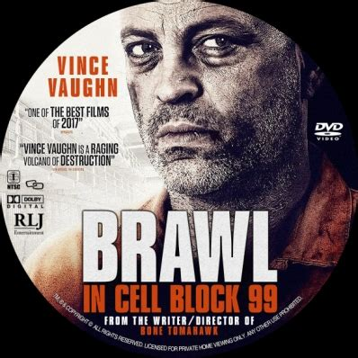 Brawl In Cell Block 99 brawl in cell block 99 dvd covers labels by covercity