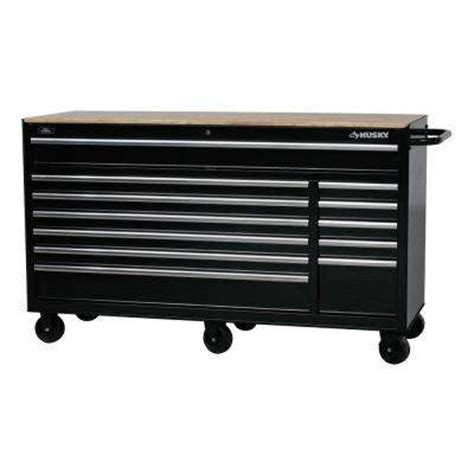 Husky 52 In 6 Drawer Tool Chest Htc5206 The Home Depot by Husky Tool Chests Tool Storage Tools The Home Depot