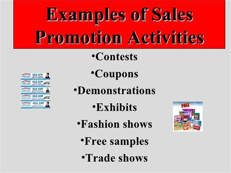 Sales Promotion Letter Ppt 11 2 marketing a small business personal sales promotion