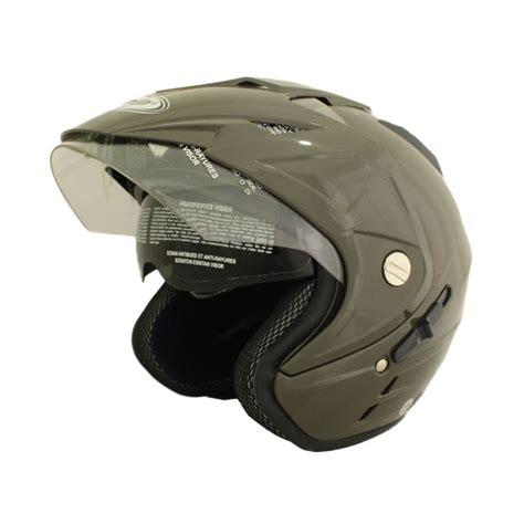 Helm Kyt Hijau jual wto helmet impressive visor hijau tua helm open harga kualitas