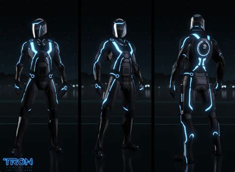 design legacy art the layout of the tron suit assessment 4 pinterest