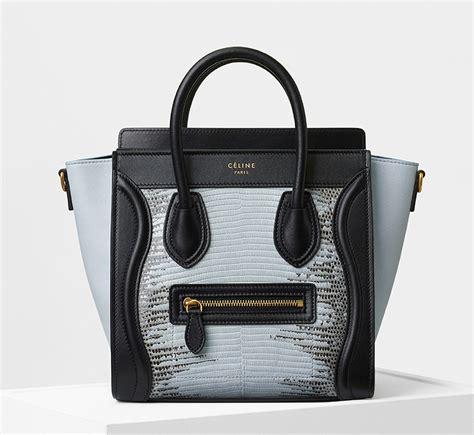 Bag Tas Nano Luggage Handbags 6707 nano luggage shoulder bag in baby grained calfskin