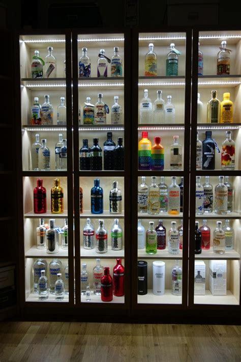 ikea blue billy bookcase absolut vodka forum ikea billy bookcase led display