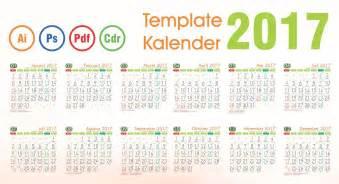 Kalender Tahun 2018 Beserta Tanggal Merah Template Kalender 2017 Undangan Kalender Dinding 2017