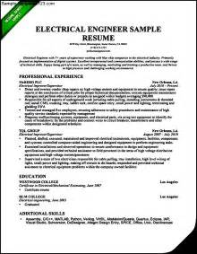 Electrical Design Engineer Sle Resume by Resume Sle 16 Software Engineering Professional 2016