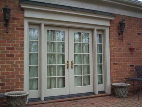 swing out patio doors outswing patio doors barn and patio doors