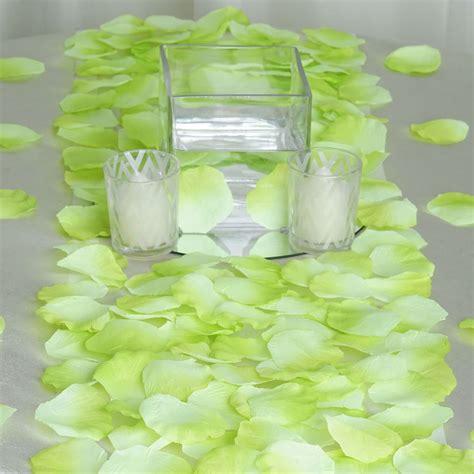 4000 silk petals wedding decorations favors wholesale