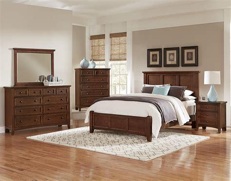 bassett bedroom sets vaughan bassett bonanza california king mansion bed with