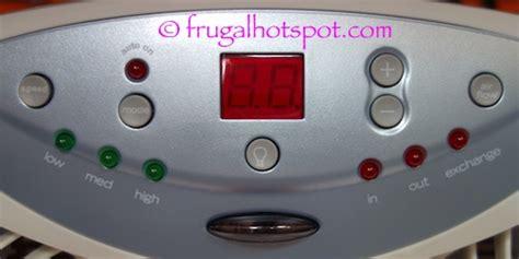 bionaire window fan costco costco bionaire digital twin window fan 39 99 frugal