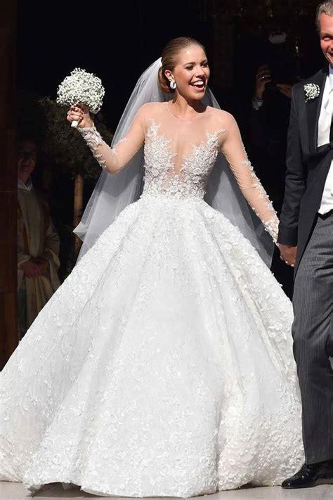 hochzeitskleid victoria swarovski luxus hochzeit die teuersten brautkleider aller zeiten
