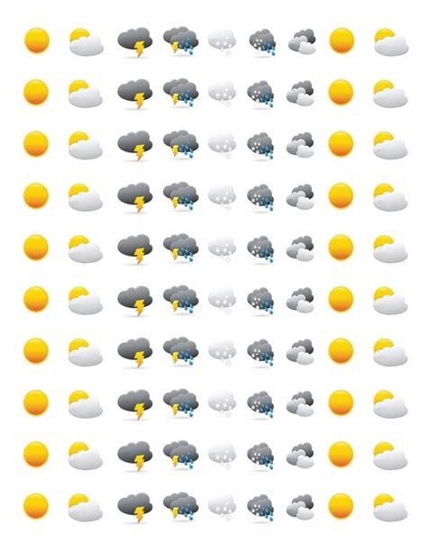 Printable Weather Stickers   full faith free planner stickers weather printable