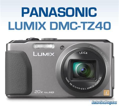 lumix digital dmc tz40 panasonic lumix dmc tz40 letsgodigital