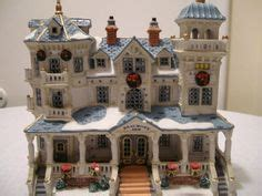 1000 images about christmas villages on pinterest