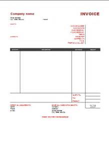 editable invoice template excel document templates free commercial invoice template excel